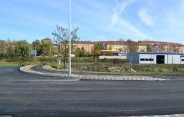 Komló Ipari Park infrastrukturális fejlesztése